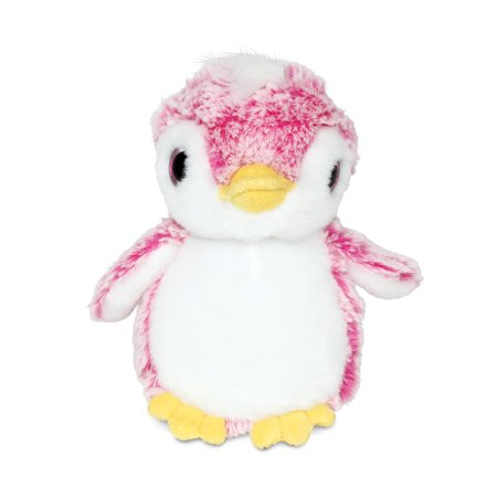 Super Soft Plush - Pink Penguin