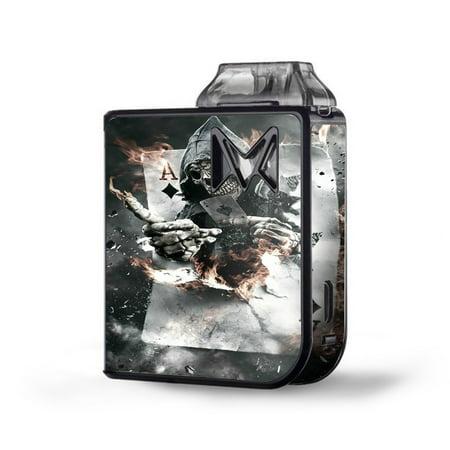 Skin Decal Vinyl Wrap for SV Mi-Pod kit Vape skins stickers cover/ Ace Diamonds Grim Reeper Skull - Grim Reeper