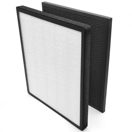 Air Purifier Replacment Filters (Levoit Air Purifier LV-PUR131 Replacement Filter, True HEPA & Activated Carbon Filters Set, LV-PUR131-RF )