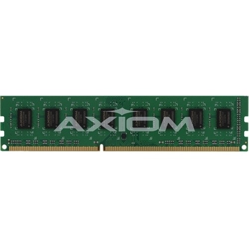 Axiom IBM Supported 8GB Module PC3L-12800 Unbuffered ECC 1600MHz 1.35v - 8 GB - DDR3 SDRAM - 1600 MHz DDR3-1600/PC3-12800 - 1.35 V - ECC - Unbuffered
