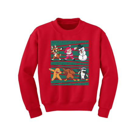 Girls Ugly Sweater (Awkward Styles Ugly Christmas Sweater for Boys Girls Kids Youth Xmas Squad Dance)