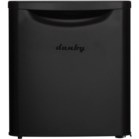 Danby 1.7 cu ft Contemporary Classic Black Compact All