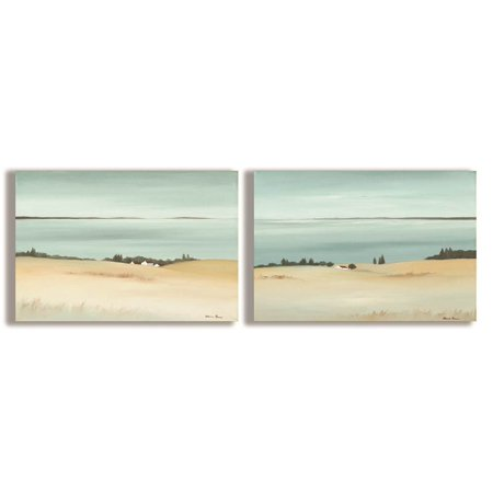 - Beautiful Sandy Beach Horizon 2 Piece Duo 15 x 30 (Regular)