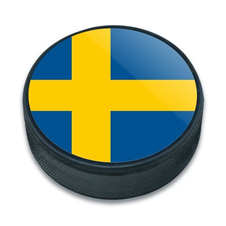 Sweden National Country Flag Ice Hockey - Swedish Flag Framed