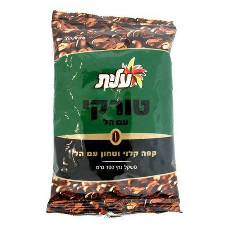 Elite Instant Turkish Ground Coffee with Cardamom (100g) ()