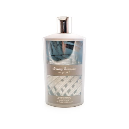 Tommy Bahama Very Cool Bath & Shower Gel 10 Oz / 300 Ml for Women by Tommy Bahama Tommy Bahama Very Cool Bath & Shower Gel 10 Oz / 300 Ml for Women by Tommy Bahama