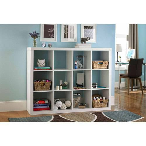 Better Homes And Gardens 12 Cube Organizer Multiple Colors