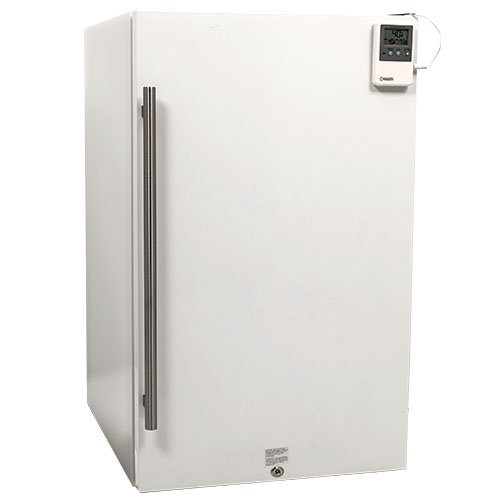 EdgeStar 4.3 Cu. Ft. Medical Refrigerator w/ Lock, Alarm and Hospital Grade Cord