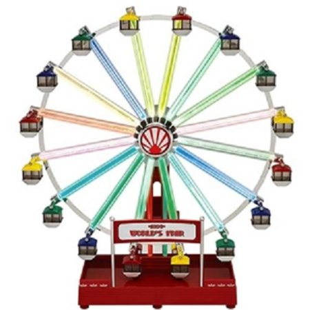 Mr. Christmas 1939 Worlds Fair Ferris Wheel