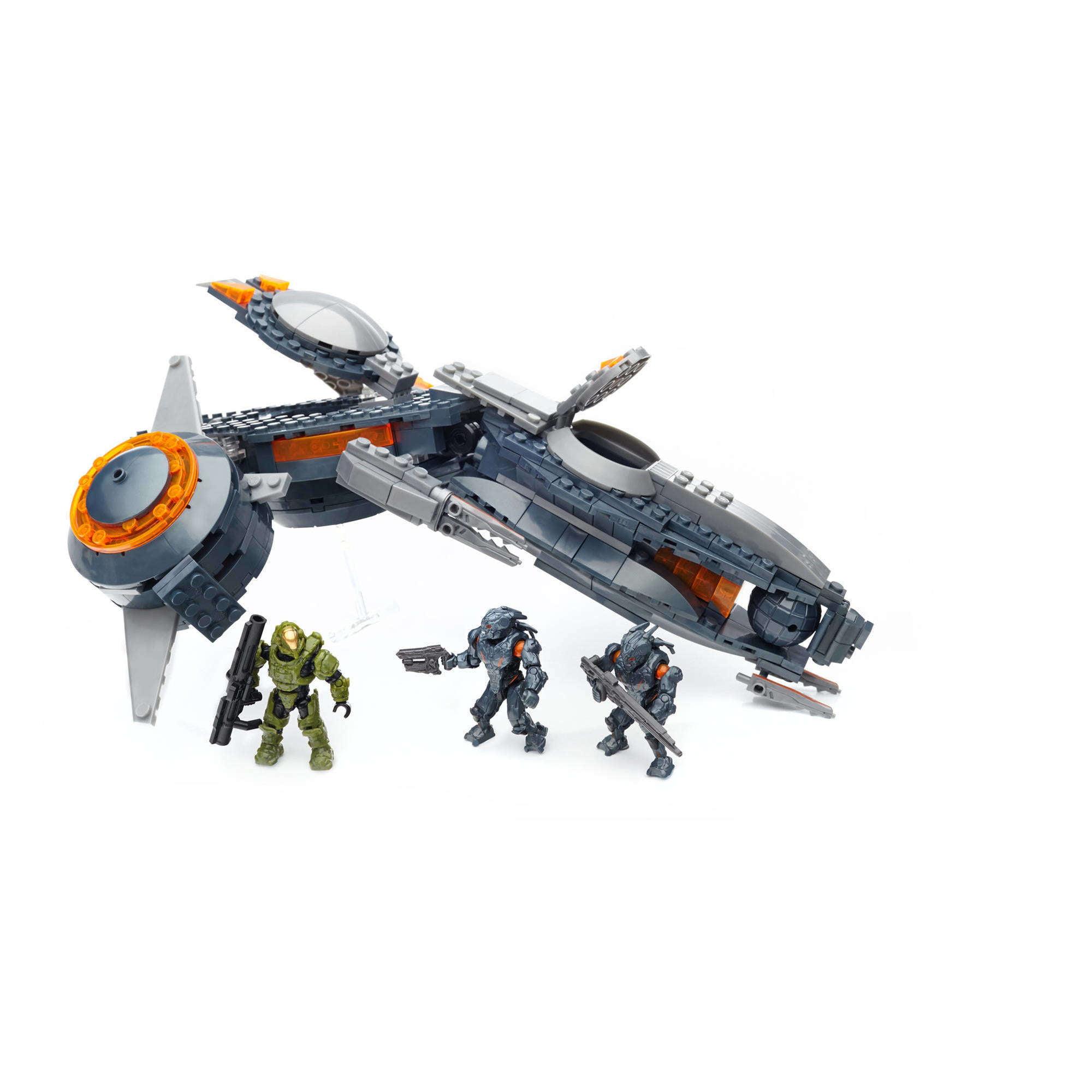 Mega Bloks Halo H5 Phaeton Gunship by Mega Bloks