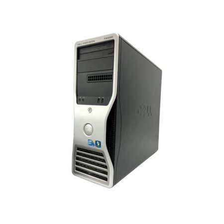 Dell Precision T5500 Workstation with 2x Xeon X5675 3 06GHz 6-Core  Processors, 64GB Memory, 1TB Hard Drive, NVIDIA Quadro K5000, and Windows  10