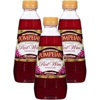 Pompeian Red Wine Vinegar 16 Fl Oz