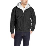 """The """"Performer Collection"""" Performer Nylon Jacket from Charles River Apparel,010 Black,Adult Large"""