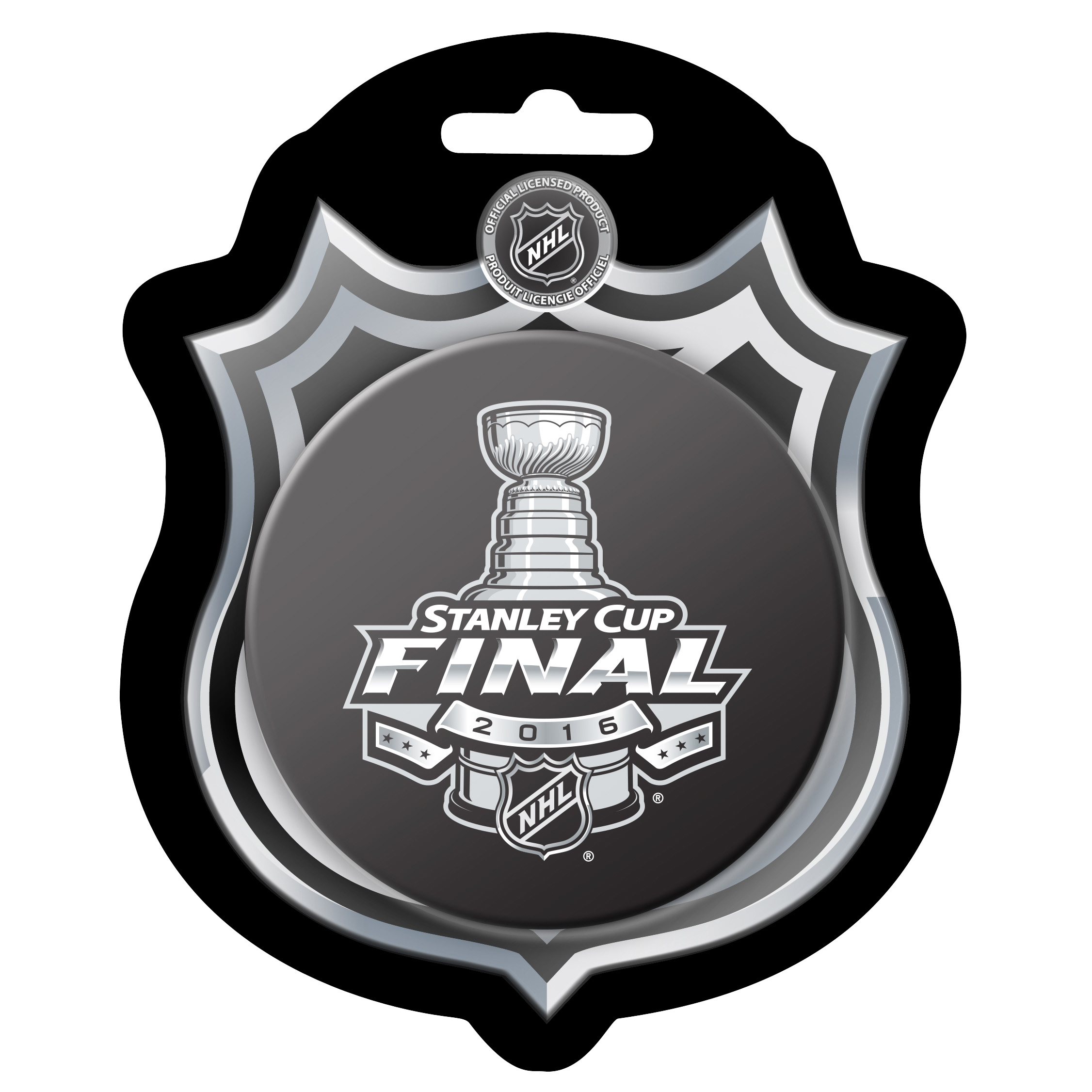 2016 NHL Stanley Cup Final  Packaged Collectors Hockey Game Puck