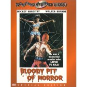 Bloody Pit of Horror by IMAGE ENTERTAINMENT INC