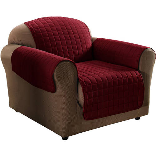 Quality Polyester Microfiber Quilted Furniture Protector/Cover Chair, Sofa, or Loveseat