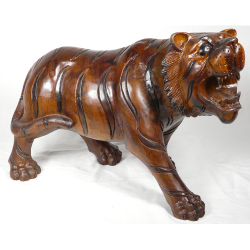 D-Art Collection Tiger Statue