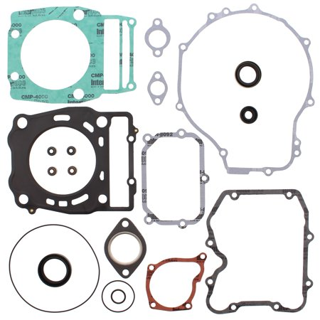 New Complete Gasket Kit w/ Oil Seals Polaris Ranger 4x4 500 Crew 500cc 11 12 13