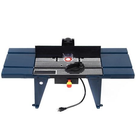 Electric Aluminum Router Table Wood Working Craftsman Tool -