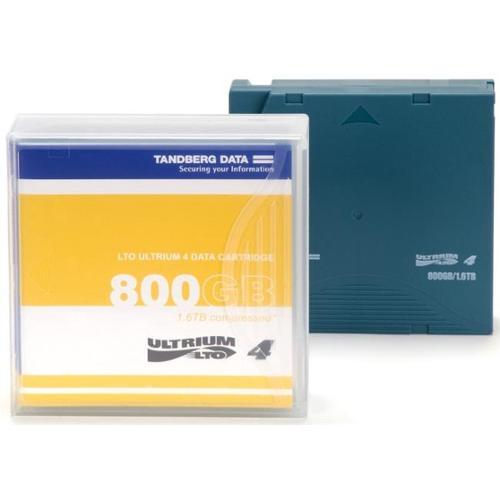 TANDBERG 433781 LTO ULTRIUM IV - 800GB-1. 6TB