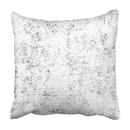 - CMFUN Rust Distressed Overlay of Rusted Peeled Metal Grunge Abstract Halftone Stone Aged Pillowcase 20x20 inch