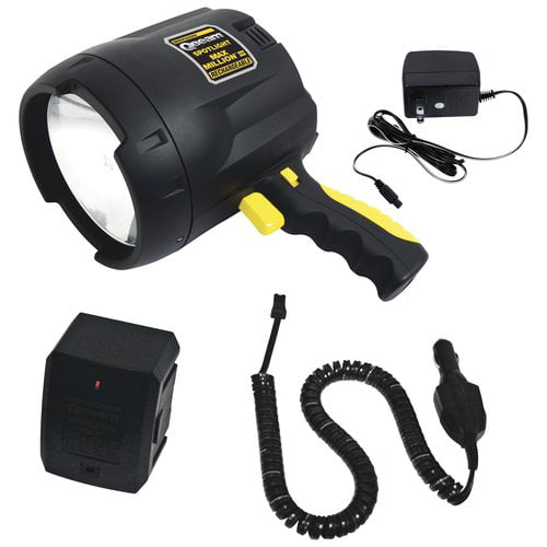 Click here to buy Brinkmann Q-Beam Max Million III Rechargeable Spotlight by Generic.