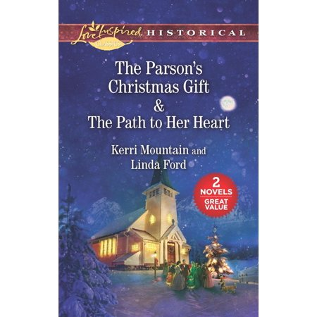 The Parson's Christmas Gift & the Path to Her Heart : An Anthology - Linda Spivey Hearts