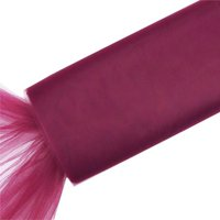 """BalsaCircle 54"""" x 120 feet Extra Large Wedding Tulle Bolt Party Supplies - Crafts Sewing Wedding Draping DIY Decorations"""