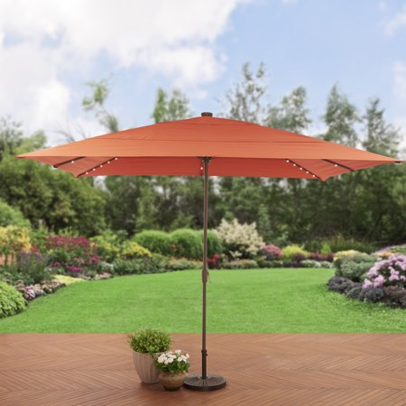 fbf26e03ebd8 Better Homes and Gardens 8 x 11 ft. Aluminum Solar Lighted Patio ...