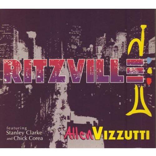 Allen Vizzutti - Ritzville [CD]