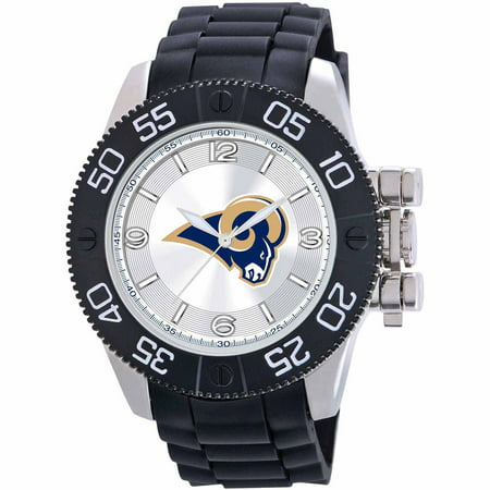 Game Time NFL Mens St. Louis Rams Beast Series Watch by