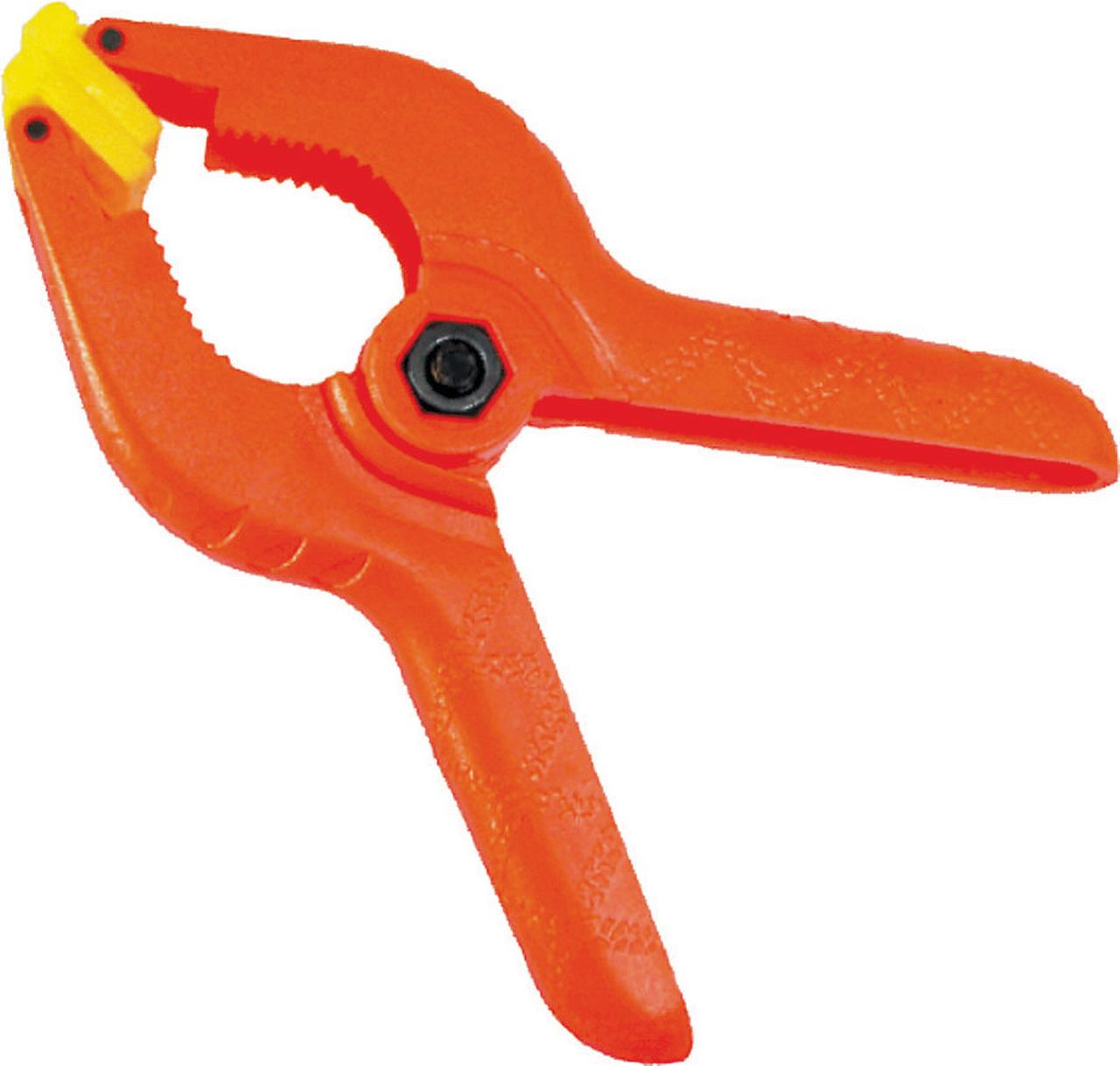 ToolBasix JLWCX007-1 Mini Spring Clamp, 1 in Opening