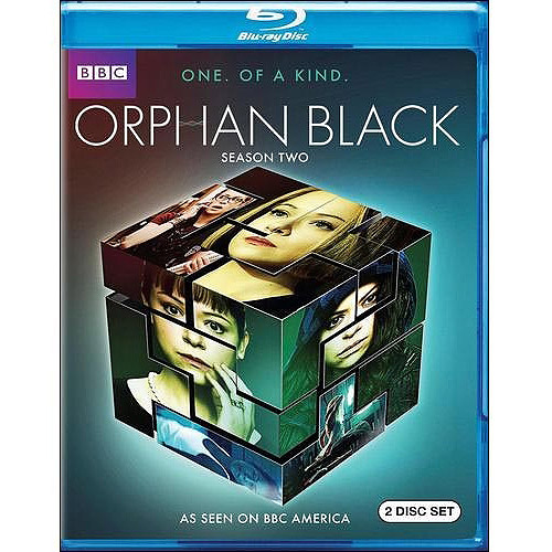 Orphan Black: Season Two (Blu-ray) (Full Frame)