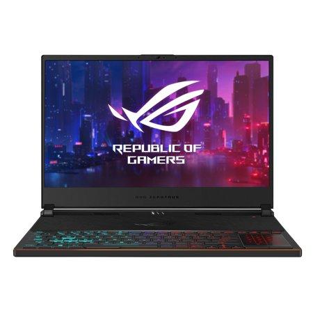 ASUS ROG Zephyrus S Ultra Slim Gaming Laptop (Intel Core i7-8750H Processor, 16GB RAM, 512GB PCIe SSD, 15.6