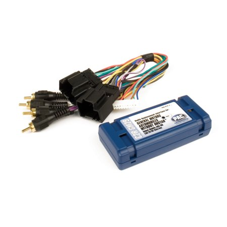 PAC C2R-GM29 29-Bit Interface for 2007 GM Vehicles with No OnStar