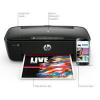 HP AMP 100 Wireless Instant Ink Ready Inkjet Printer w/Bluetooth Speaker