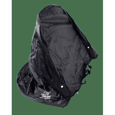 Rain Wedge Premier Golf Bag Rain Cover Hood (Ballistic Golf Cover)