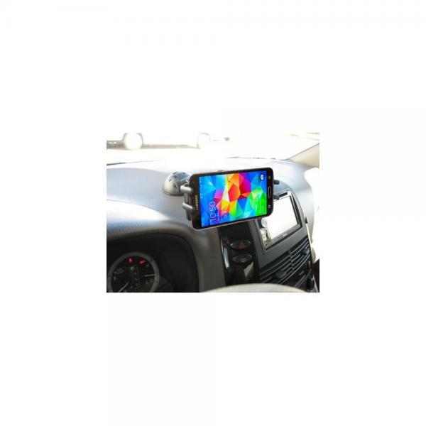 Car Mount, Premium Universal Car Dash Mount / Windshield ...