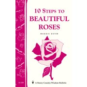 10 Steps to Beautiful Roses - Paperback