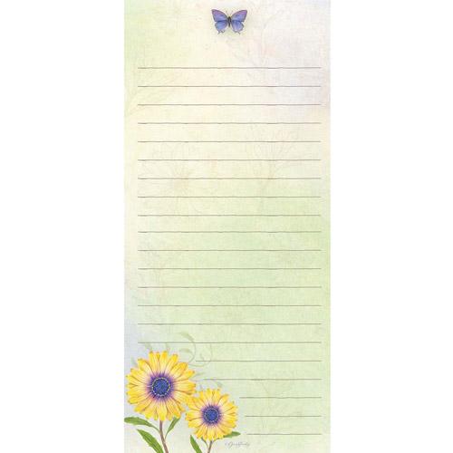 Lang Daisy Mini List Pad