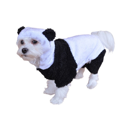 Anit Accessories Panda Dog Costume