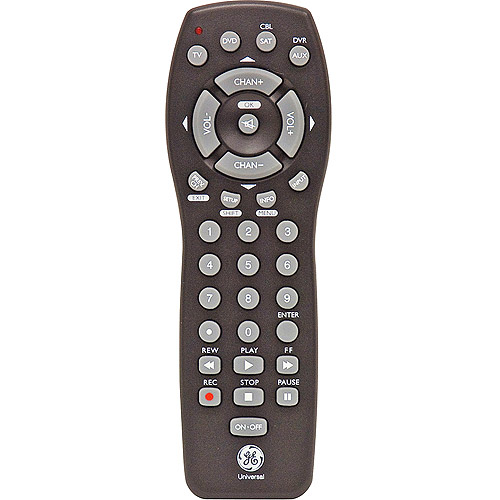 GE 4-Device Universal Remote Control