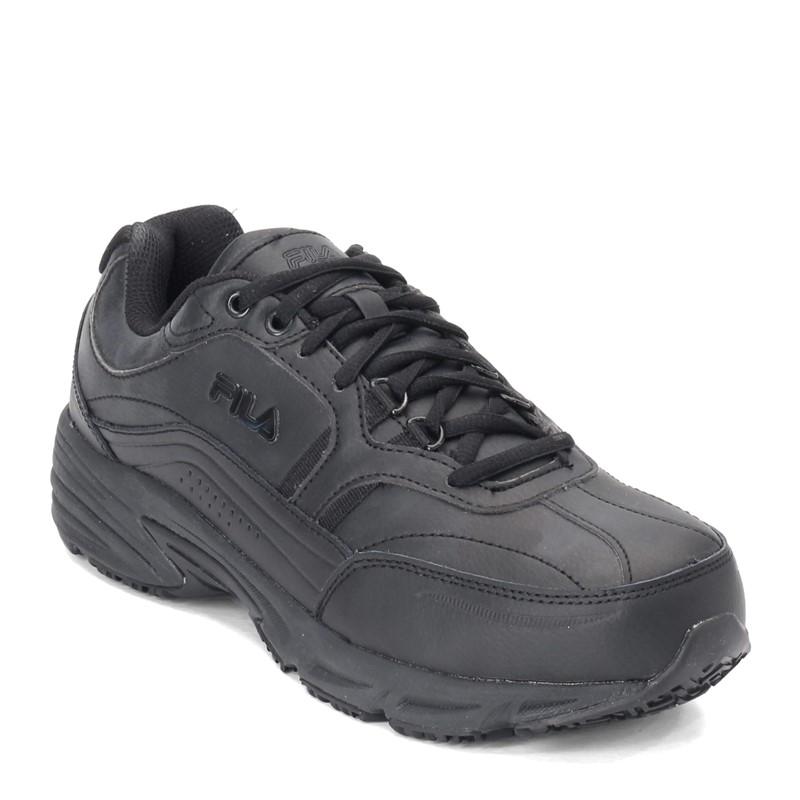 FILA Men's Fila, Memory Workshift Slip Resistant Composite Toe Work Shoe