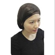 KEYSTONE 109HPI-21 BROWN Hairnet,21in,Brown,Nylon,PK1000