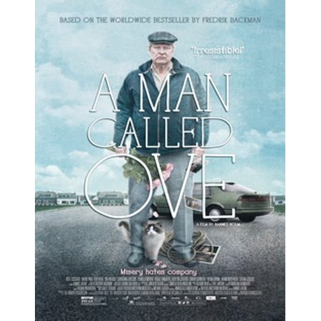 A Man Called Ove (Blu-ray) ()