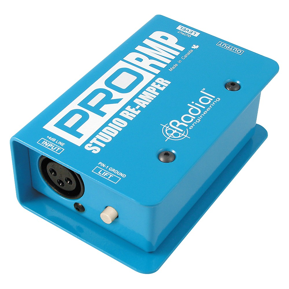 Radial Engineering Pro RMP Passive Reamping Direct Box by Radial Engineering