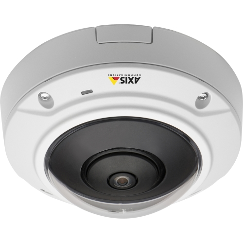 Axis 0515-001 AXIS M3007-PV Network Camera - Color - M12-mount - Vandal Resistant with HDTV - 2592 x 1944 - CMOS - Cable - Fast Ethernet