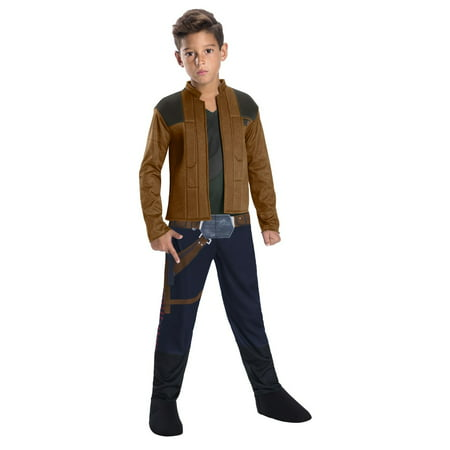 Solo: A Star Wats Story - Han Solo Boys Halloween Costume