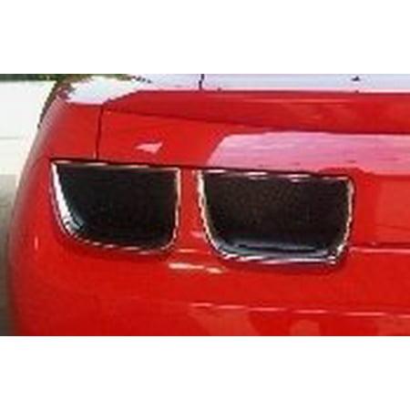 (2010-2013 Camaro Blackout Kit - Static Cling Taillight 4 Pc)