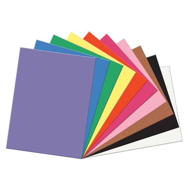 Sunworks Construction Paper - Pack of 5
